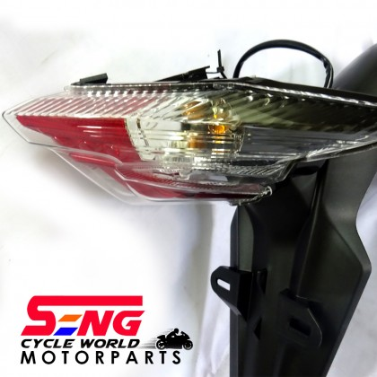 SRL115 FI JUPITER TAIL LAMP WITH FENDER ASSY-ORIGINAL (SIGNAL BUILT IN)