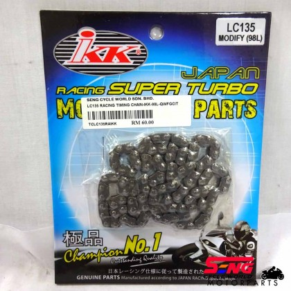 LC135 RACING TIMING CHAIN-IKK-98L