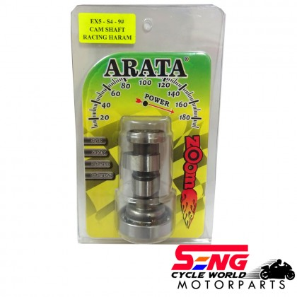 EX5 RACING CAM SHAFT-S4 9-HARAM-ARATA