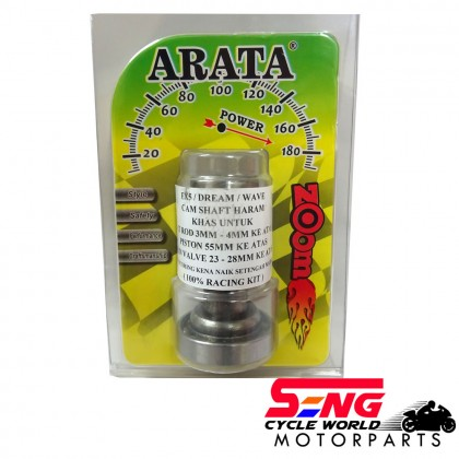 EX5 RACING CAM SHAFT-JET ROD-ARATA