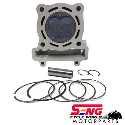 Y15 ZR/ LC135/ FZ150 RACING BLOCK SET-63MM-SLEEVE +4MM-V2-HYSP