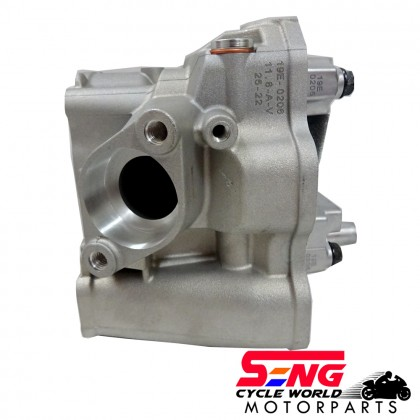 RS150 RACING CYLINDER HEAD WITH VALVE SET-KOSO-22/25MM