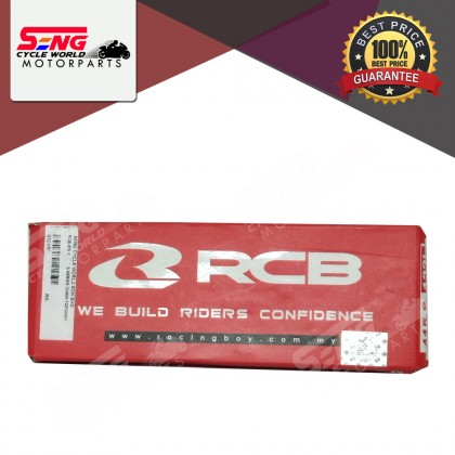 RXZ, Y125, Y15 ZR, LC135, RS150, DASH, SRL115, EX5 RACING CHAIN GOLD 415 (S SERIES) RCB