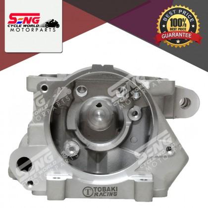 TOBAKI LC135/ Y15 ZR RACING SUPER CYLINDER HEAD SET (22/ 25MM - CNC PORTING)