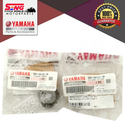 SRL115 FUEL INJECTION CLUTCH RETAINER (1DY-E8179-00), SHIFT GUIDE (1DY-E8172-00) YAMAHA GENUINE ORIGINAL