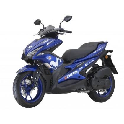 X DOT G118 STYLISH GRACHIC HELMET WITH VISOR (YOLO, AEIOU, BLUE) NEW ARRIVAL