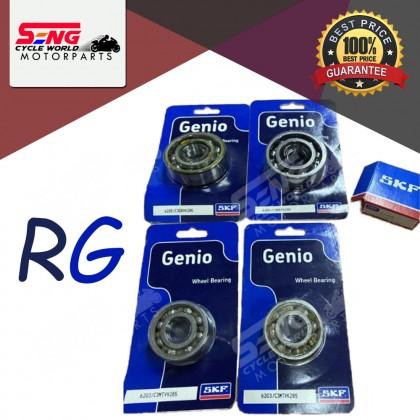 SKF C3 RACING ENGINE BEARING SET - SUZUKI RG SPORT/ RGV 120