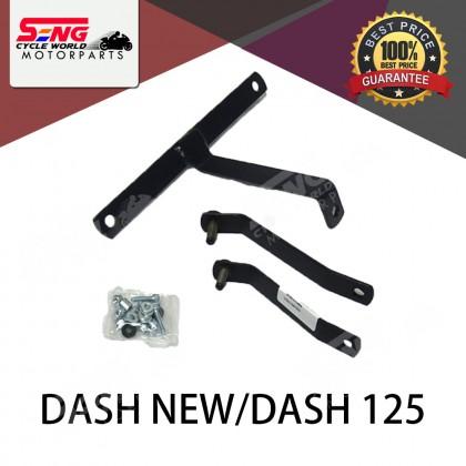 GIVI CENTRE BOX BAKUL & FITTING KITS - LC135 NEW, Y15 ZR, Y16 ZR, LAGENDA 115, F.I, DASH NEW/ DASH 125